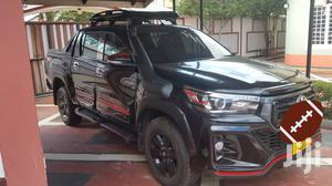 Toyota Hilux 2016 Black | Cars for sale in Dar es Salaam, Kinondoni