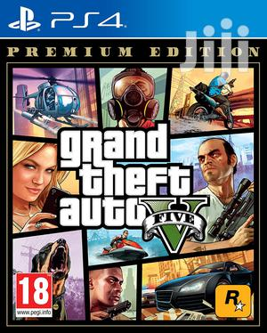 Playstation 4 - Grand Theft Auto V | Video Games for sale in Dar es Salaam, Ilala
