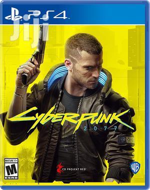 Cyberpunk 2077 - Playstation 4 | Video Games for sale in Dar es Salaam, Ilala