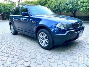 BMW X3 2005 Blue | Cars for sale in Dar es Salaam, Kinondoni