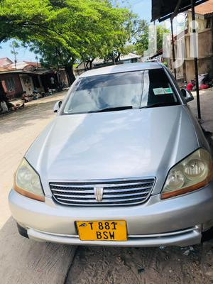 Toyota Mark II 2004 Silver   Cars for sale in Dar es Salaam, Kinondoni