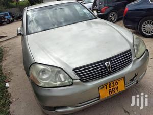 Toyota Mark II 2002 Silver   Cars for sale in Dar es Salaam, Ilala
