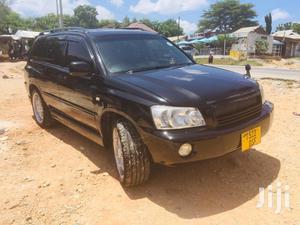 Toyota Kluger 2009 Black | Cars for sale in Dar es Salaam, Kinondoni