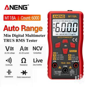 New Min Digital Multimeter M118A Auto Measure and Off.   Measuring & Layout Tools for sale in Dar es Salaam, Kinondoni