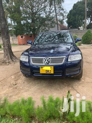 Volkswagen Touareg 2006 Blue | Cars for sale in Dar es Salaam, Kinondoni