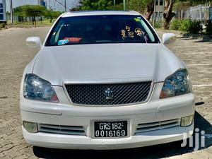 New Toyota Crown 2006 White | Cars for sale in Dar es Salaam, Kinondoni