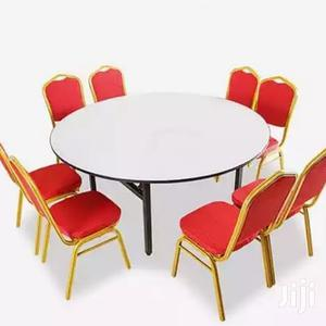 Round Table 8 Seaters | Furniture for sale in Dar es Salaam, Ilala