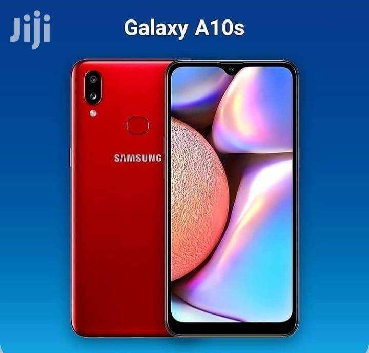 New Samsung Galaxy A10s 32 GB Blue   Mobile Phones for sale in Kinondoni, Dar es Salaam, Tanzania