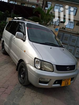 Toyota Noah 2001 Silver   Cars for sale in Dar es Salaam, Kinondoni