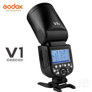 Godox V1-S TTL Round Head Flash Speedlite | Accessories & Supplies for Electronics for sale in Dar es Salaam, Kinondoni