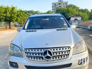 Mercedes-Benz M Class 2006 Silver   Cars for sale in Dar es Salaam, Kinondoni