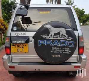 Toyota Land Cruiser Prado 2000 Silver | Cars for sale in Dar es Salaam, Kinondoni