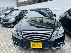 New Mercedes-Benz E250 2010 Black   Cars for sale in Dar es Salaam, Kinondoni