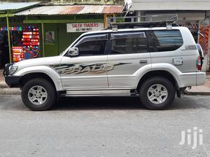 Toyota Land Cruiser Prado 1999 Silver | Cars for sale in Dar es Salaam, Ilala