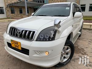 Toyota Land Cruiser 2009 White | Cars for sale in Dar es Salaam, Kinondoni