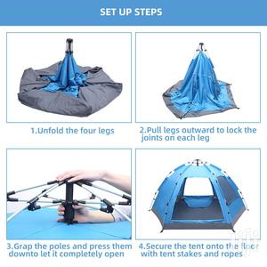 Automatic Camping Tent 8 People   Camping Gear for sale in Dar es Salaam, Ilala