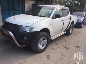 Mitsubishi L200 2005 White | Cars for sale in Dar es Salaam, Ilala