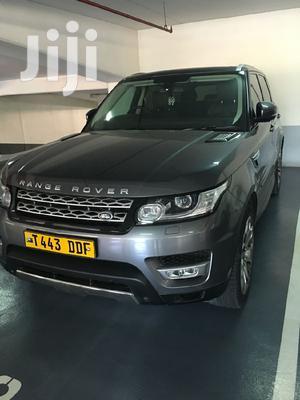 Land Rover Range Rover Sport 2015 Gray   Cars for sale in Dar es Salaam, Kinondoni