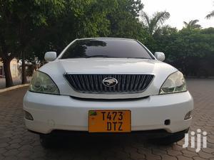Toyota Harrier 2004 White | Cars for sale in Dar es Salaam, Kinondoni