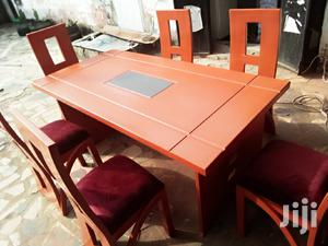 Dining Table And Chairs   Furniture for sale in Dar es Salaam, Kinondoni