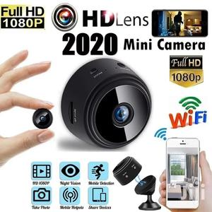 Original Wifi Min Camera Memorcard And App   Security & Surveillance for sale in Dar es Salaam, Kinondoni