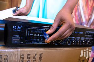 Amplifier (Large Amplifier)   Audio & Music Equipment for sale in Dodoma Region, Dodoma Rural