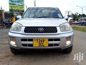 Toyota RAV4 2001 Silver | Cars for sale in Dar es Salaam, Ilala