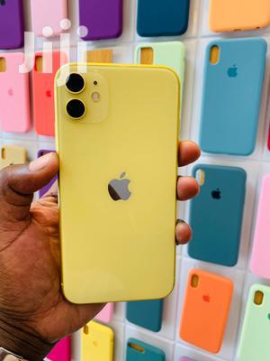 Apple iPhone 11 64 GB Yellow | Mobile Phones for sale in Dar es Salaam, Kinondoni