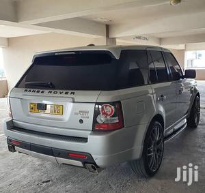 Land Rover Range Rover Sport 2010 Silver   Cars for sale in Dar es Salaam, Kinondoni
