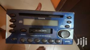 Original Radio Ya Toyota | Vehicle Parts & Accessories for sale in Dar es Salaam, Kinondoni