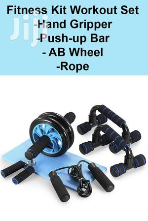 AB Workout Fitness Set | Sports Equipment for sale in Dar es Salaam, Kinondoni