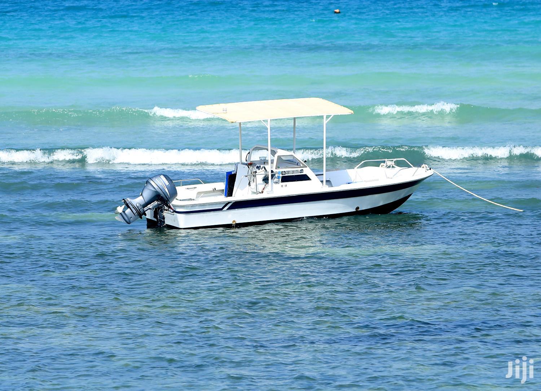 Archive: Original Yamaha Fiberglass Boat