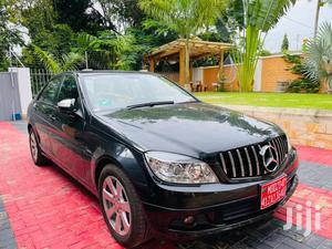 Mercedes-Benz C200 2008 Black   Cars for sale in Dar es Salaam, Kinondoni