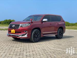 Toyota Land Cruiser Prado 2012 Red | Cars for sale in Dar es Salaam, Kinondoni