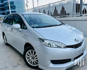 Toyota Wish 2010 Silver | Cars for sale in Dar es Salaam, Kinondoni