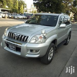 Toyota Land Cruiser Prado 2004 Silver   Cars for sale in Dar es Salaam, Kinondoni