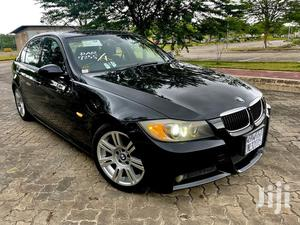 New BMW 320i 2007 Black | Cars for sale in Dar es Salaam, Ilala