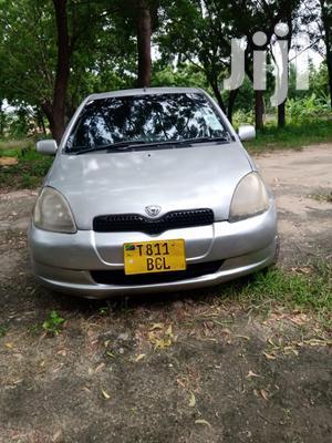 Toyota Vitz 2002 Silver | Cars for sale in Dar es Salaam, Kinondoni