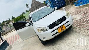 Toyota RAV4 2007 Sport White | Cars for sale in Dar es Salaam, Kinondoni
