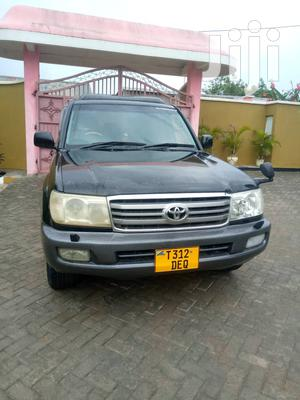 Toyota Land Cruiser 2008 Black   Cars for sale in Dar es Salaam, Kinondoni