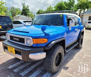Toyota FJ Cruiser 2007 Blue   Cars for sale in Dar es Salaam, Kinondoni
