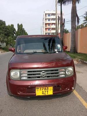 Nissan Cube 2003 Red | Cars for sale in Dar es Salaam, Ilala