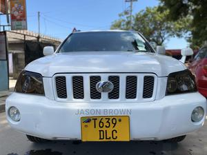 Toyota Kluger 2013 White | Cars for sale in Dar es Salaam, Ilala