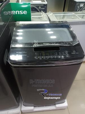Hisense Washing Machine Automatic (8kg) | Home Appliances for sale in Dar es Salaam, Kinondoni