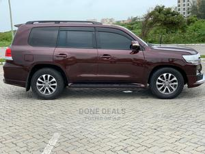 Toyota Land Cruiser 2018 Purple | Cars for sale in Dar es Salaam, Kinondoni