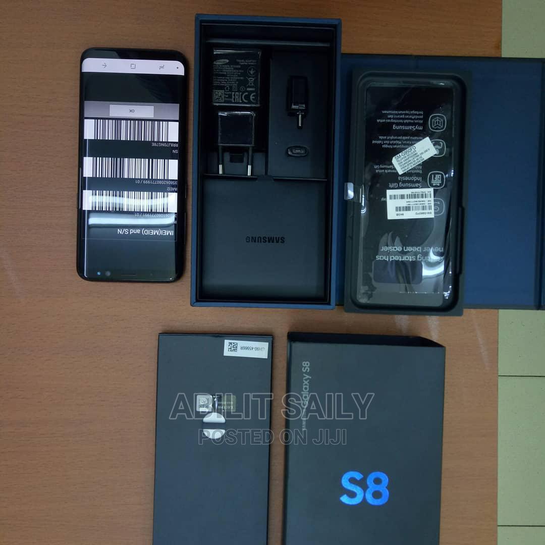 Archive: New Samsung Galaxy S8 64 GB Black