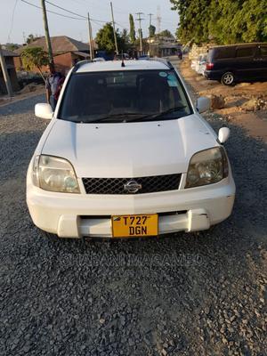 Nissan X-Trail 2003 White   Cars for sale in Dar es Salaam, Kinondoni
