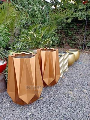 Fibreglass Flower Pots   Garden for sale in Dar es Salaam, Kinondoni
