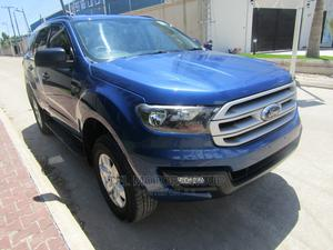 Ford Everest 2017 Blue   Cars for sale in Dar es Salaam, Kinondoni