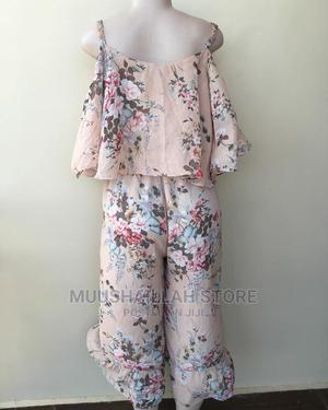 Floral Jumpsuit | Clothing for sale in Morogoro Region, Morogoro Rural